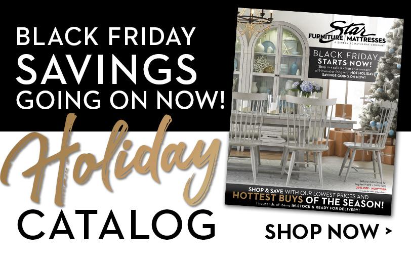 Black Friday Savings, All November! Shop Our Catalog!