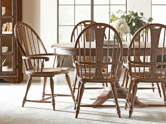 From daily dinner surface to household command center, we can make your dining room work for you. Serve up style with our beautiful dining room furniture. Click to shop Dining Rooms