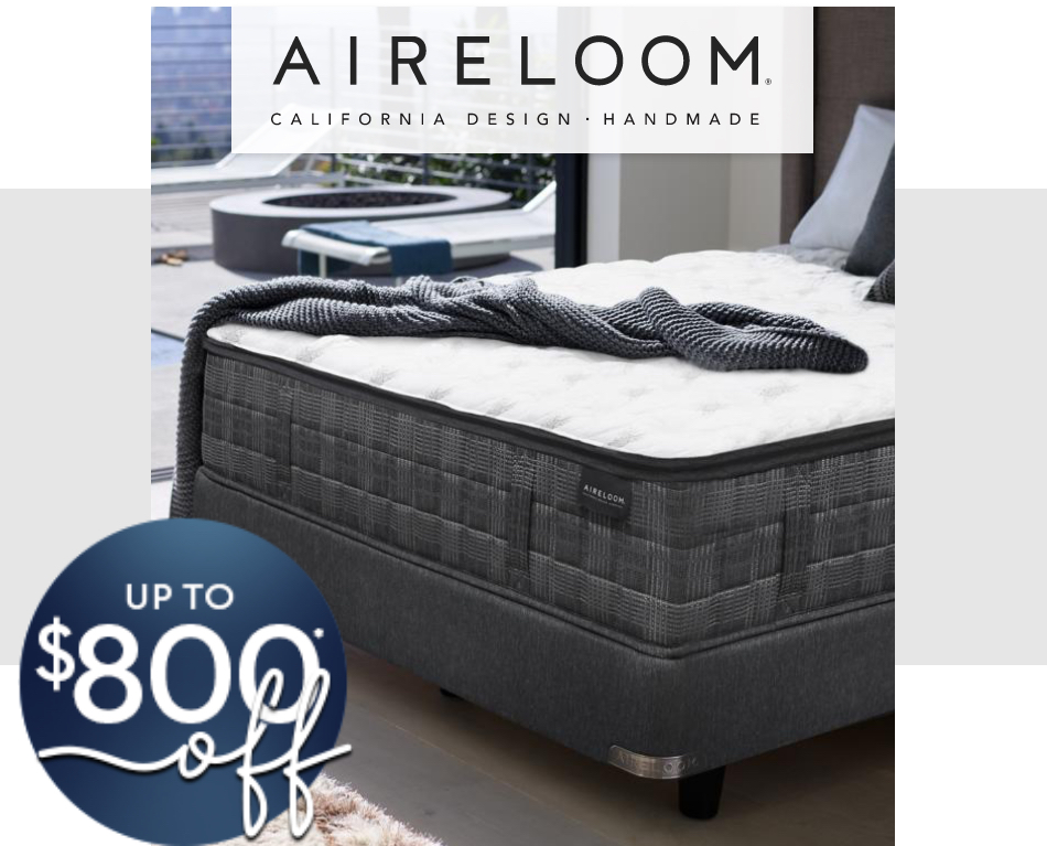 Star Furniture is an Elite Retailer for Aireloom.